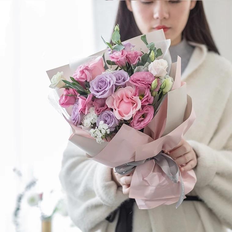 心上人——精美韩式花束