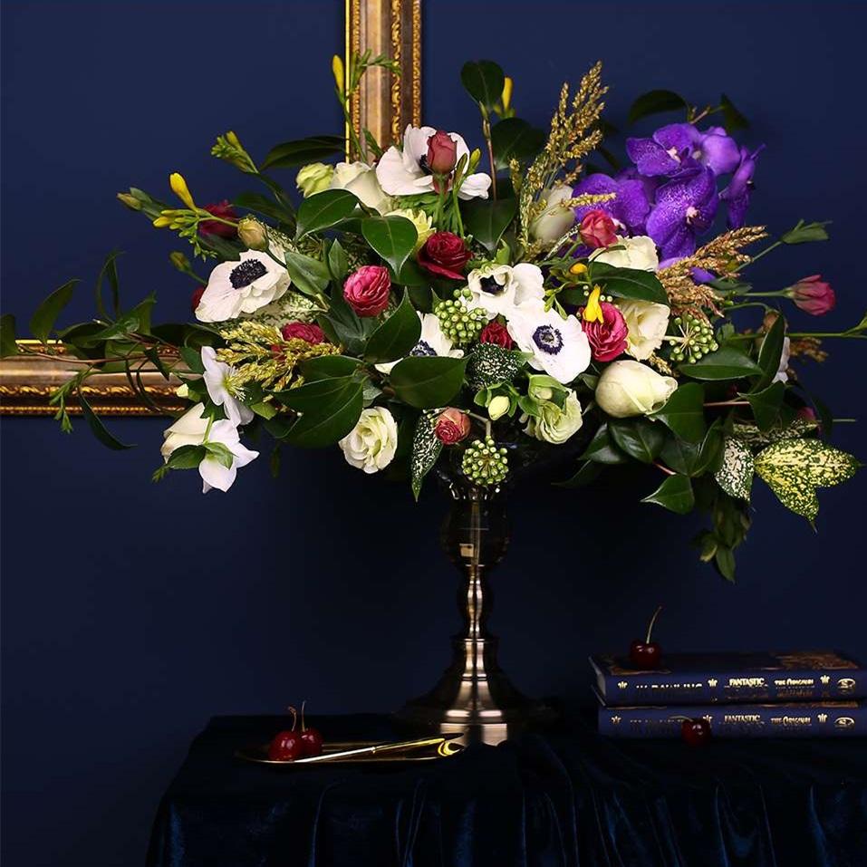 商务系列|每周一束|每月4束|鲜花包月|精选花材|新用户赠送花瓶