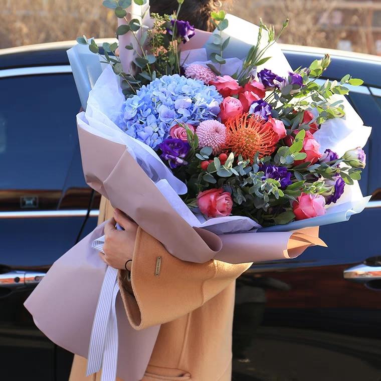 曼妙幽紫-【精选】
